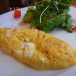 横浜市西区、卵料理とパンケーキの「Salon Oeuf et Moi(サロン ウフ エ モア)」。
