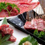 魚沼ユキアカリ(新潟市中央区)で焼肉をリッチに楽しむ。