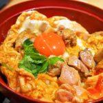 大阪の豊中市の鼓道は、蕎麦屋だけど親子丼が人気のお店