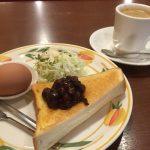 すばる珈琲 宮地店、愛知県一宮市にある昔ながらのモーニングの喫茶店