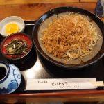 そば処 せいたろう、埼玉県飯能市にあるコスパの高い蕎麦店