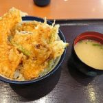 天丼てんや 秋葉原店、リーズナブルに本格的な天丼を味わえる天婦羅屋