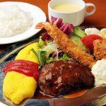 京都市中京区の新京極商店街にあるレストランスターで懐かしさ漂う洋食ランチ