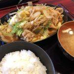 ぶたまる食堂、水戸市でおなかいっぱい食べたい方にぴったりの定食屋