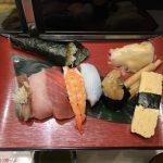 すしつね、東武百貨店 池袋店にある質の良い立喰い寿し店